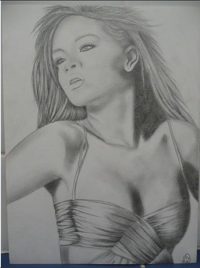 Rihanna by Jiseon